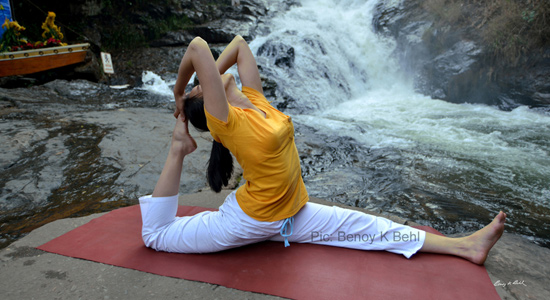 Is The Notion Of `Yoga Injury` Tenable