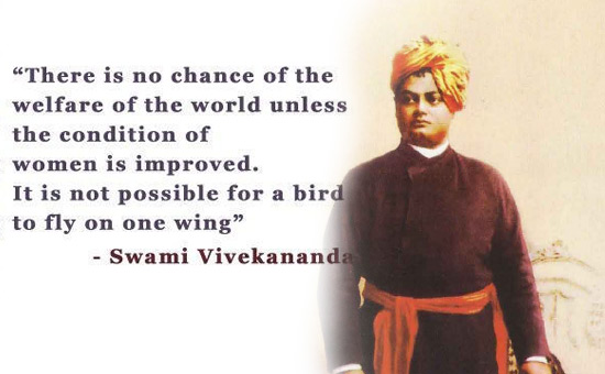 Vivekananda`s Vision of Women