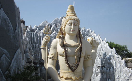 Shiva-A Confluence of Diverse Traditions