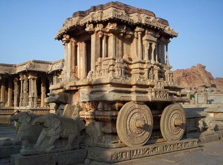 HR and CE razes Vijayanagar era temple