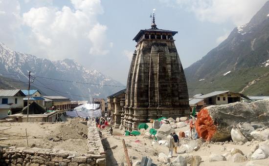Uttarakhand Flood Relief Work by Ramakrishna Mission