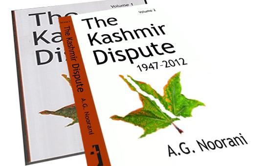 A critique of AG Noorani`s `Kashmir Dispute 1947-2012` - II