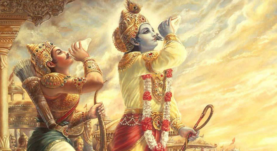 Crisis Management - A Case Study of Arjuna`s Rescue, Relief and Rehabilitation by Sri Krishna