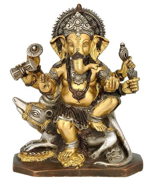 The deeper symbolic meaning of Ganesha and the message conveyed