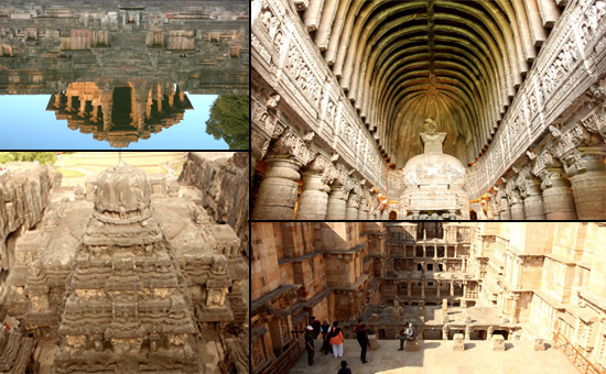 Ideas to promote India`s Heritage and Architectural Wonders