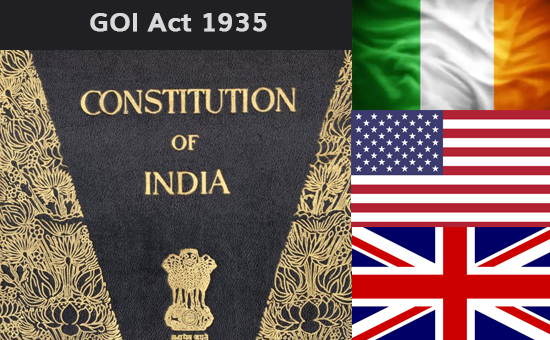 Who Drafted and How Indian is the Indian Constitution