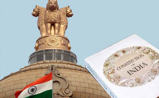 How did the PREAMBLE of the Indian Constitution evolve