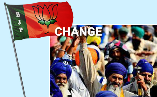 How can the BJP Effect Change