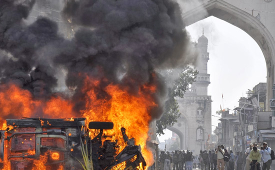 The Ghost Returns - The New Communal Violence Bill