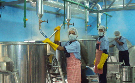 20 kitchens like this feed 12 lakh children daily