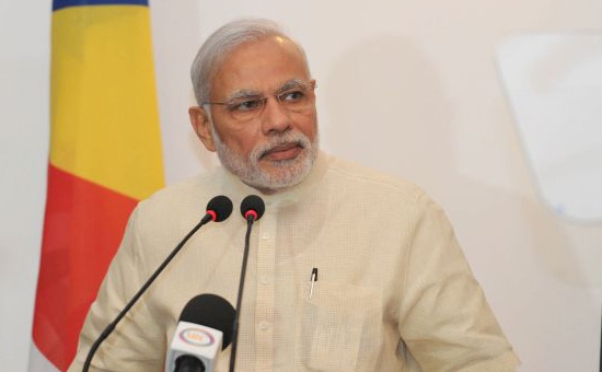Modi seizes control of the political discourse