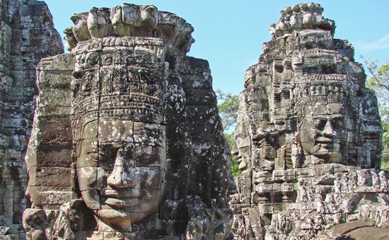 Shaiva Temples in Cambodia