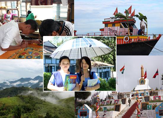 Travel to Arunachal Pradesh