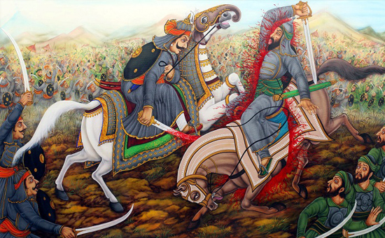 477th Birth Anniversary of Maharana Pratap