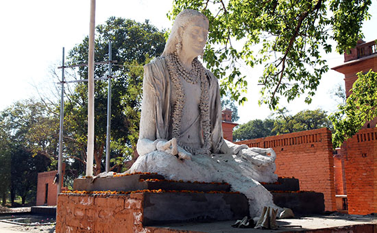 Rajarshi BHAGYACHANDRA and Bhakti in Manipur