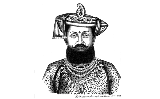 Maharaja Yeshwantrao Holkar I - The Forgotten General