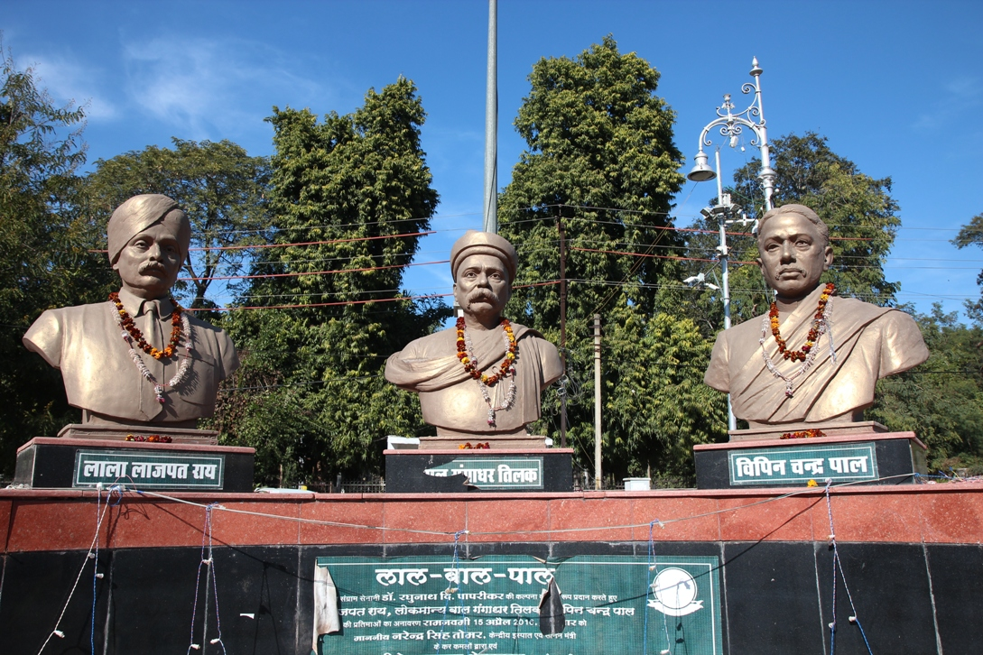 LAL BAL PAL, the Tridev of India`s Independence Movement in early 20 century