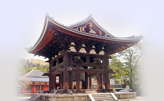 Todai-ji Monastery Amalgamation of Indo Japanese Spirituality