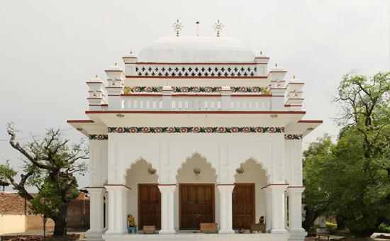 Vaishnavism in Manipur - Its Advance