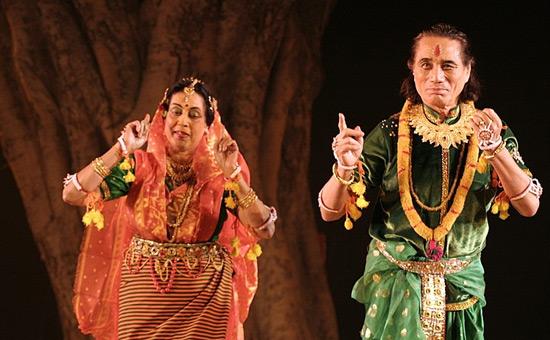 Homage to Guru Amubi Singh