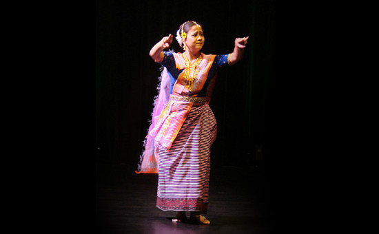 Manipuri Dance - A Journey