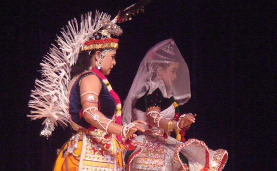 Preservation of Classical Manipuri Dancing