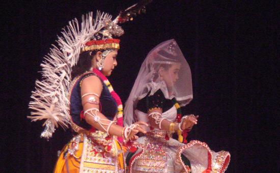 Preservation of Classical Manipuri Dancing