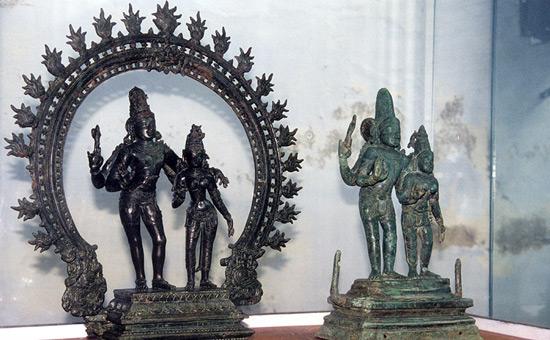 Darshan of the Divine - Chola Bronzes