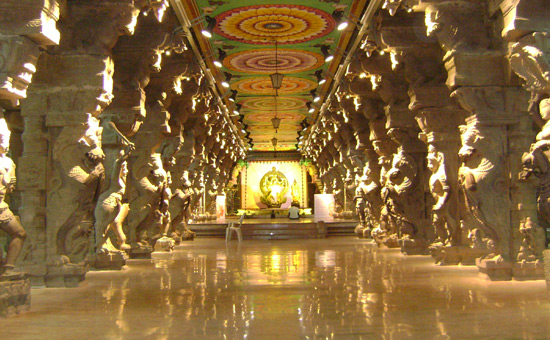 Divine Marriage - Meenakshi Temple Madurai