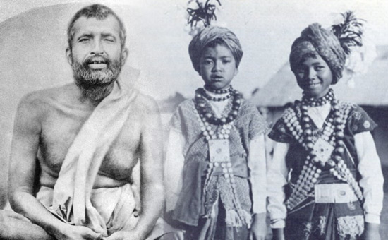 The impact fo Ramakrishna Mission among the Khasi People in North East India