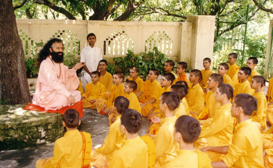 Re-Establishing Shastras in Education