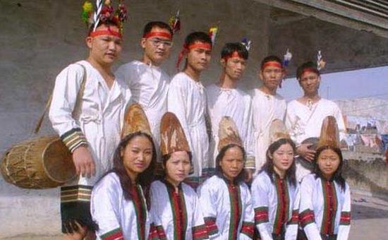 Animism to Christianity of Kuki Tribes