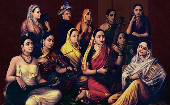 Indian Women - The Custodian of India`s Ageless Culture