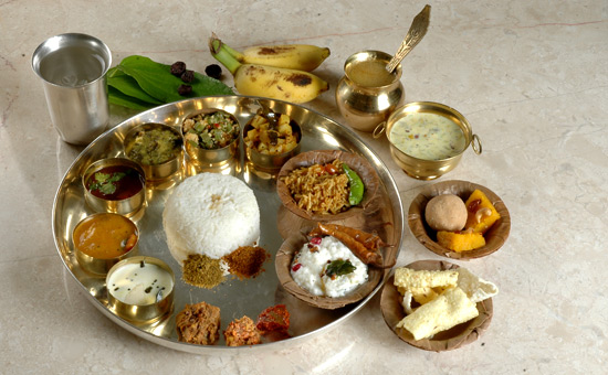 The Indian Tradition of Respecting and Celebrating Food