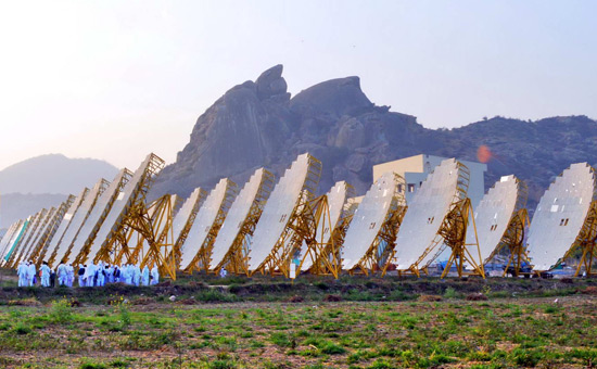 Ideas To Help India Realize Its Solar Power Potential