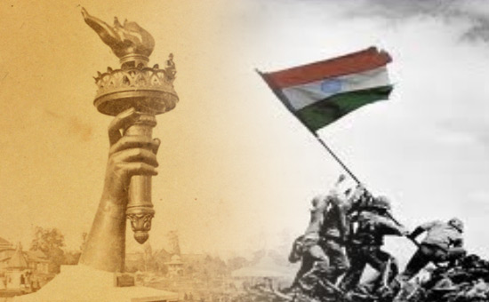 The battle between secular India and Bharat