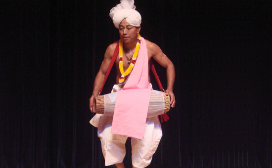 Showcasing North-East India through Music and Dance