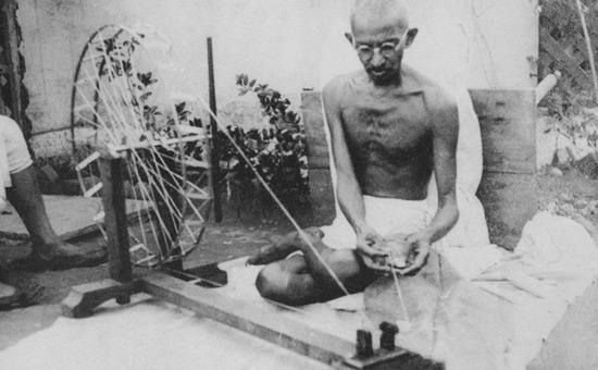 Mahatma Gandhi - A Spiritual Quest