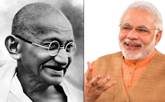 From Gandhi to Modi - evolution of Hindu spine