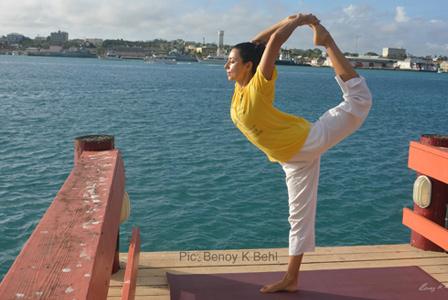 Yoga Leads to Turiya