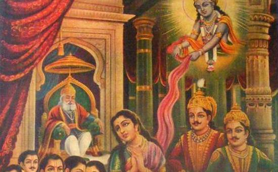Draupadi - A Complex Journey through Dharma, Status and Power