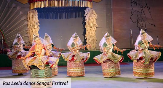 Sangai Festival showcases Manipur