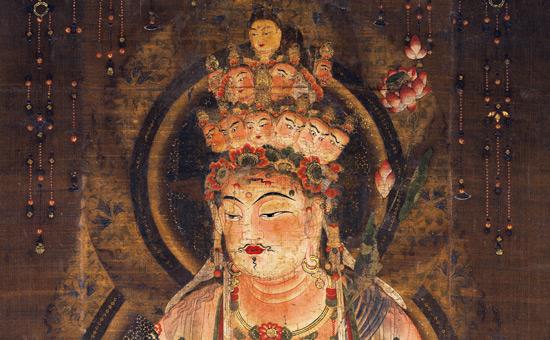 Hindu deities in Japan