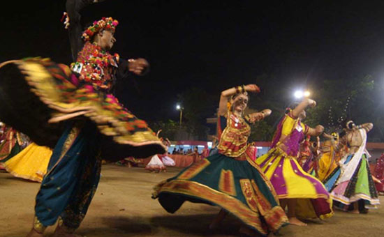Navratri and Dandiya Raas in the Indus Valley