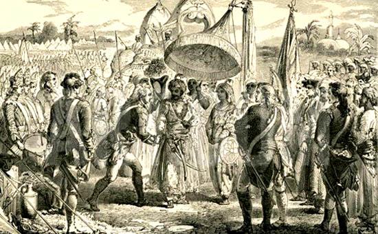 The British Plunder of Bengal