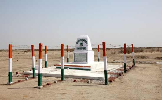 History of how BSF was born after CRPF defeated Pakistani soldiers in 1965