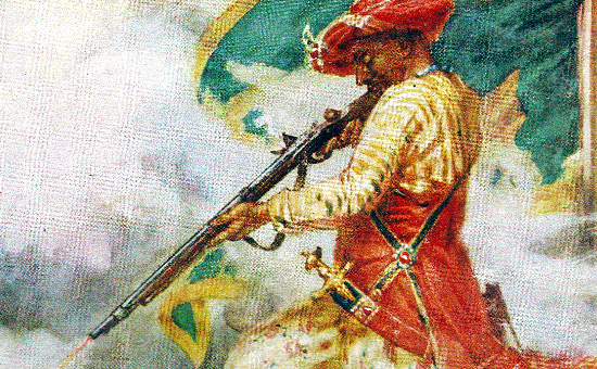 TIPU as HE REALLY WAS