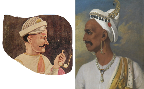 THE THREE AND A HALF WISE MEN OF THE PESHWA PERIOD