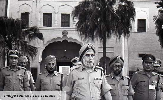 The real butchers of Punjab were Khalistanis and not KPS Gill