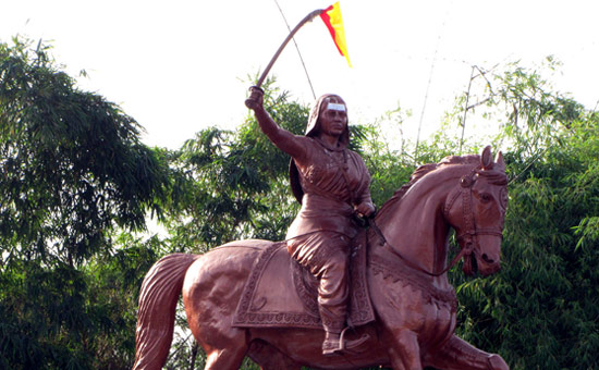 Karnataka Goddess of Courage - KITTUR RANI CHENNAMMA